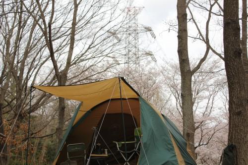 廉価なテント、コールマンクロスドーム270