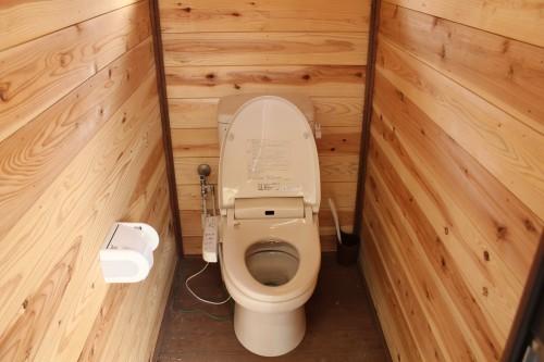 トイレ・シャワーともにきれい