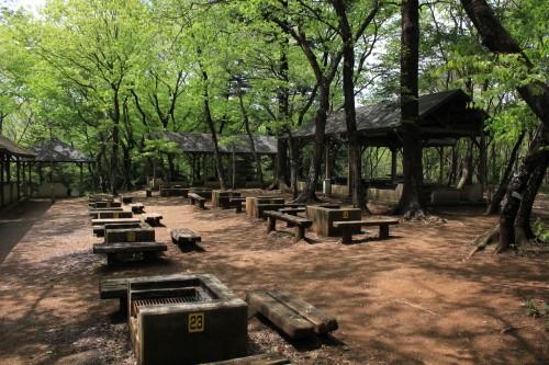 茨城県笠間市 北山公園