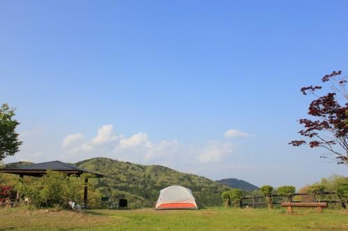 茨城県石岡市 石岡市つくばねオートキャンプ場