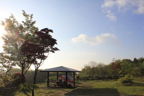 茨城 石岡市つくばねオートキャンプ場 2014年5月1日〜2日(photo)