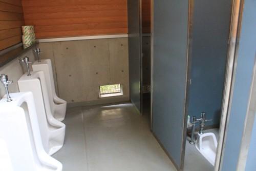 トイレ。非常に綺麗です。