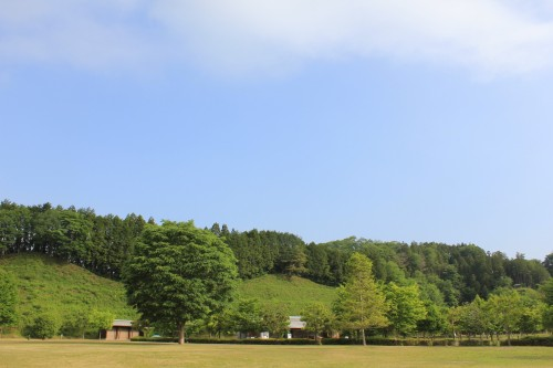 茨城県久慈郡 大子広域公園オートキャンプ場グリンヴィラ