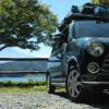 軽自動車でキャンプに行く方法!キャリアとRVボックスを購入すべし。