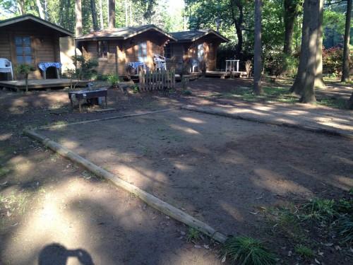 炊事場付きオートインキャンプサイト