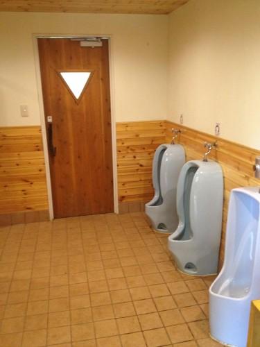 とてもきれいなトイレ