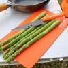 【キャンプ飯】オリーブオイルに浸して焼くだけ!アスパラガスのオリーブオイル漬け