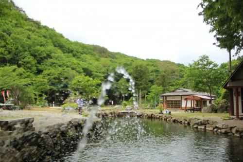 栃木県 ナラ入沢渓流釣りキャンプ場