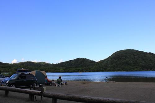 福島県 RVリゾート猪苗代湖モビレージ 2014年6月14日〜16日(photo)