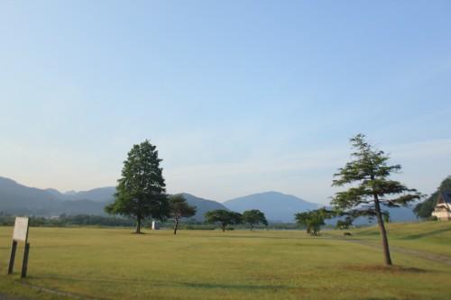 グラウンドゴルフを楽しむことが出来ます。
