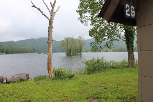 福島県 曽原湖キャンプ場 2014年6月19日(photo)