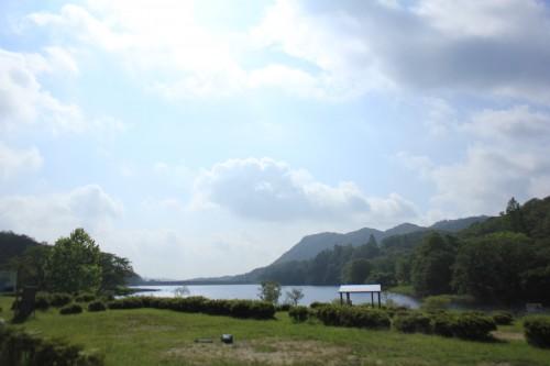 宮城県 達居森と湖畔自然公園キャンプ場 2014年6月25日〜26日