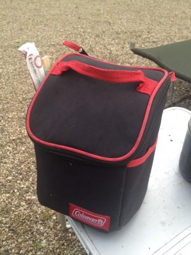 キャンプの調味料ボックスと言えばスパイスボックス