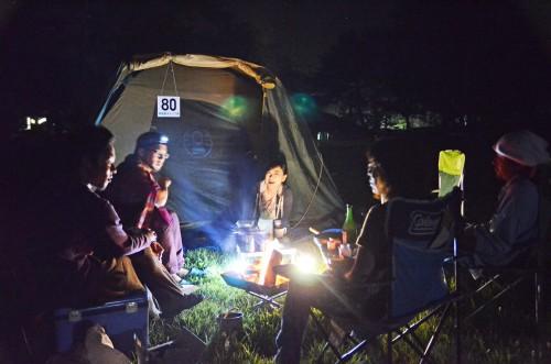 キャンプで焚火をする時の注意点〜初心者のためのキャンプ入門〜
