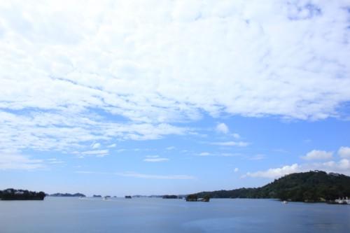 松島町野外活動センターキャンプ場から車で15分で松島へ行ける