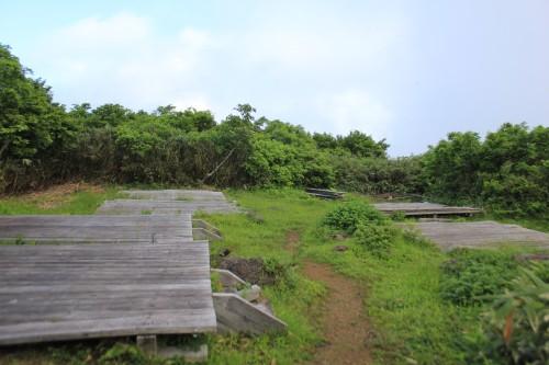 岩手県 須川野営場 2014年7月4日〜5日