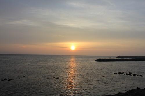 青森県 大間崎テントサイト 2014年7月8日〜9日