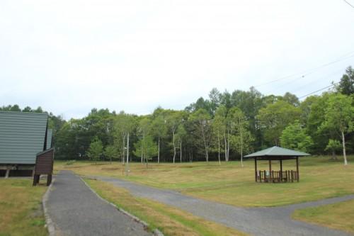 リンリン公園キャンプ場の全景写真