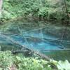 【日本の秘境】北海道の秘境 秘境の中にあるコバルトブルーの光景「神の子池」