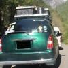 軽自動車でもグループキャンプは出来る!!ルーフをうまく活用せよ!〜初心者のためのキャンプ入門