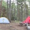 長野県 しだれ栗森林公園キャンプ場 2014年10月3日〜4日