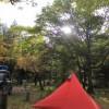 岐阜県 平湯キャンプ場 2014年10月8日〜10日