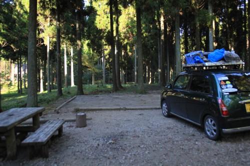 県 森林 公園 場 キャンプ 石川 山 三国