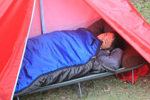 コンパクトな寝袋をお探しの方必見!オススメのシュラフを紹介します!〜僕らのキャンプアイテム〜