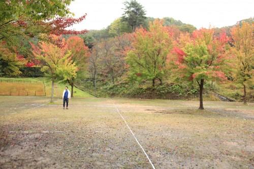 福井県 みどりと自然の村 2014年10月21日〜22日