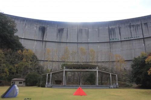 奈良県 下北山スポーツ公園 2014年11月6日〜7日