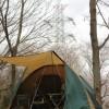 キャンプで雨が降った時、ご飯はどうしたらいいの??