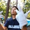 【試してみた】キャンプ用の革手袋はワークマンのモノでも十分なのか?