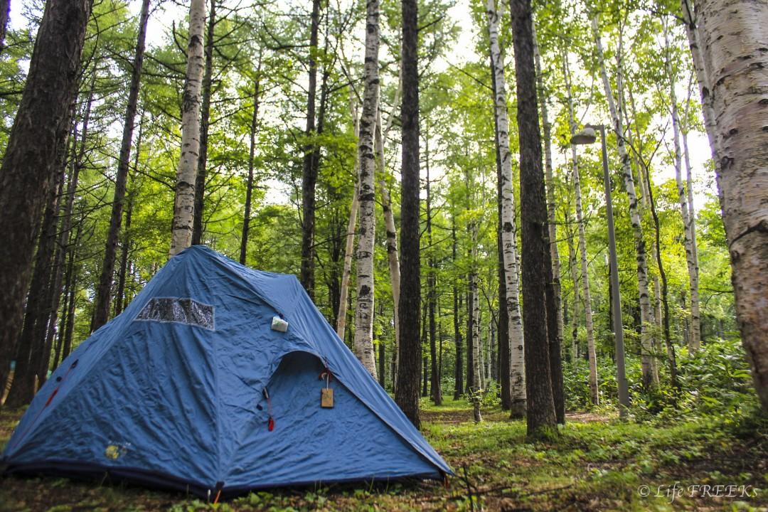 問題解決をすることでキャンプは楽しくなる