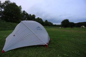 【バルーンフェスティバルが開催される】北海道 上士幌町航空公園キャンプ場 2015年7月29~30日