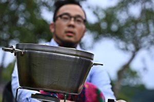 【レシピ?】冬に食べる鍋をキャンプのアレで作ると時短&美味しくなる