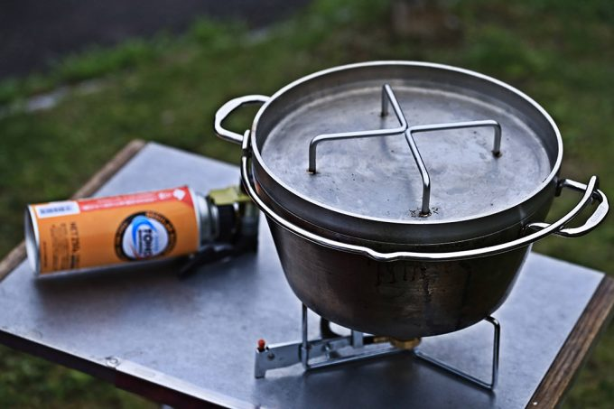 SOTOステンレスダッチオーブン