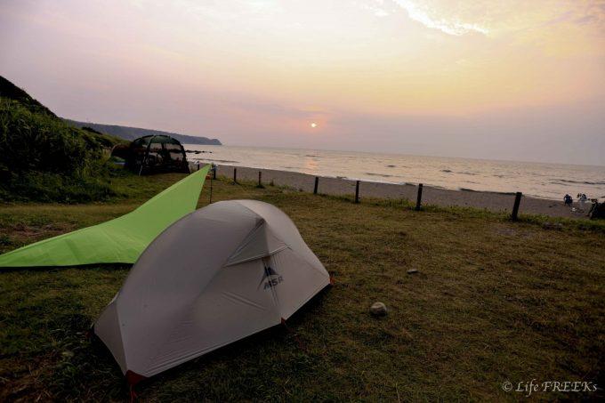 夏のキャンプ場選び