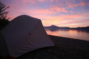 【北海道最古のキャンプ場】モラップキャンプ場 2015年8月1~2日