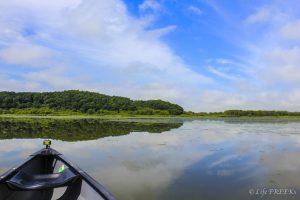 【釧路湿原内でカヌーができる】北海道 達古武オートキャンプ場 2015年7月26~27日