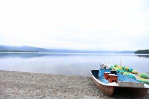 【湖畔にテントが張れる】北海道 和琴半島湖畔キャンプ場 2015年7月27~28日