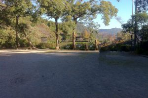 【無料のキャンプ場】滝頭公園 2014年11月20日〜21日