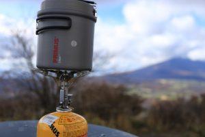 【山に、ソロキャンプに】プリムス153ウルトラバーナーはコンパクトで高火力