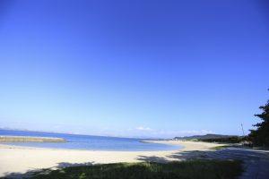 【旅人はここへ】沖縄県 浜比嘉島 浜ビーチ(無料キャンプ場?!) 2015年11月25日