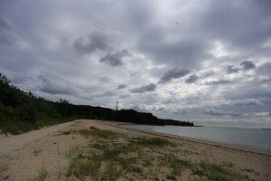 【無料ビーチ】沖縄県 漢那ビーチ(キャンプ場) 2015年11月25日