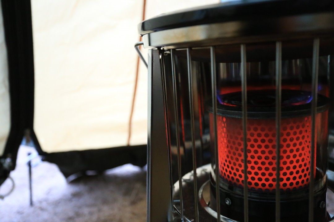 アルパカストーブは熱量の高い凄いストーブ