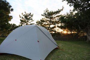 【ホテル泊&ネイチャー体験】沖縄県 やんばる学の森キャンプ場 2015年11月28〜29日