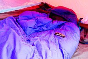 初心者向けの寝袋や格安マットについてのレビューまとめ