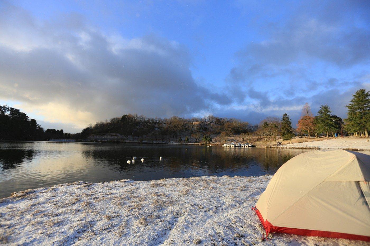 いつキャンプをしに行きますか?