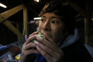 【紀州名物】めはり寿司をキャンプ場で食らう。ただそれだけ。