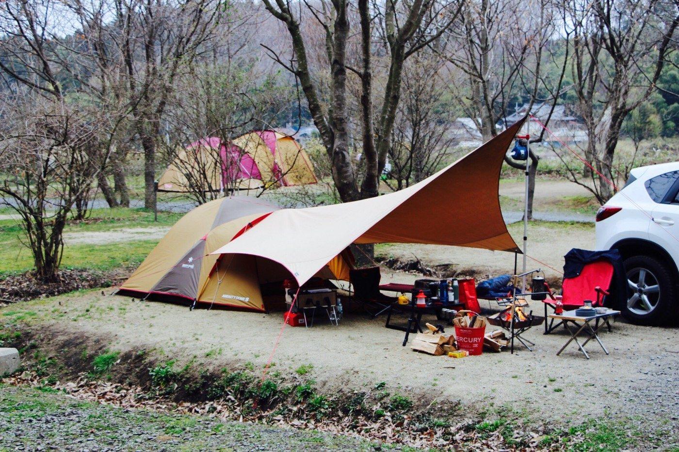 ガルボのキャンプサイト